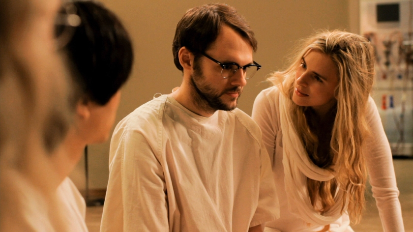 Sound Of My Voice Christopher Denham Brit Marling