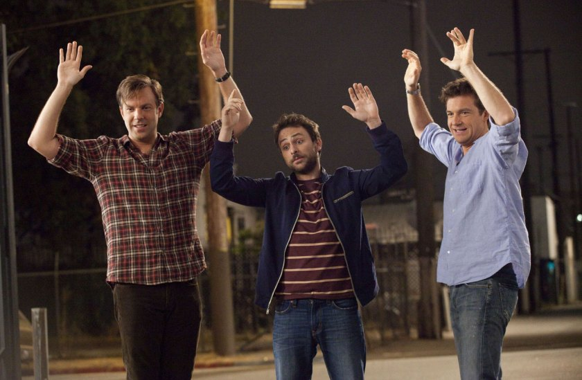 Horrible Bosses Jason Bateman Charlie Day Jason Sudeikis