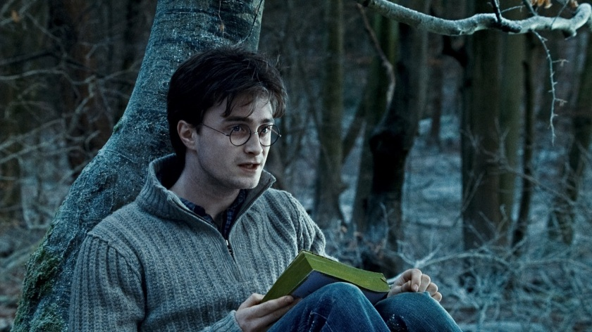Harry Potter And The Deathly Hallows Part 1 Daniel Radcliffe